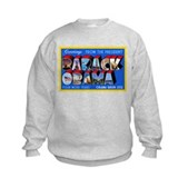 Greetings from the President Kids Sweatshirt