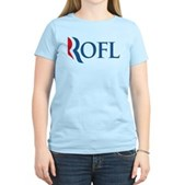 Anti-Romney ROFL Women's Light T-Shirt