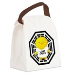 Lost Chick - Dharma Initiativ Canvas Lunch Bag