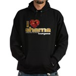 I Heart Sharna Burgess Dark Hoodie (dark)