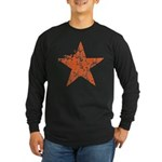 Rusty Star Long Sleeve Dark T-Shirt