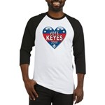 Vote Alan Keyes 2008 Political Baseball Jersey
