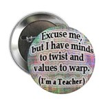 Teacher's Button