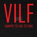 Vampire Id Like to Fang T-Shirt
