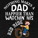 A Happy Dad And His Kid Ride T Shirt T-Shirt
