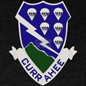 DUI - 4th Brigade Combat Team - Currahee Dark T-Sh