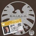 Agents of Shield Badge T-Shirt