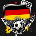Soccer fans Germany T-Shirt