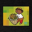 Kid with Corn for Kwanzaa.png T-Shirt