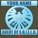 Avengers Assemble Agent of SHIELD Per T-Shirt