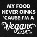 Food Never Oinks T-Shirt
