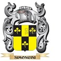 Simoncini Coat of Arms - Family Crest T-Shirt