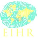EIHR grn-ylw logo with title White T-Shirt