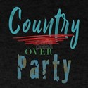 Country Over Party T-Shirt