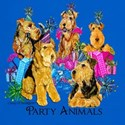 Airedale Terrier Party T-Shirt