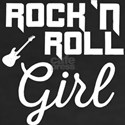 Rock N Roll Girl T-Shirt