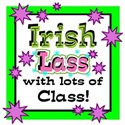 Irish Lass T-Shirt