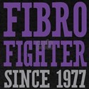 Fibro Fighter Since 1977 T-Shirt
