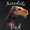 Airedale Dad2 Long Sleeve Dark T-Shirt