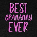 Best Grananny Ever grandmother T-Shirt