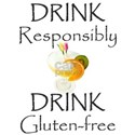 Drink Responsibly Drink Gf Women's T-Shirt