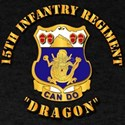 15th Infantry Regt - Dragon T-Shirt