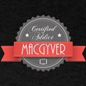 Certified MacGyver Addict T-Shirt