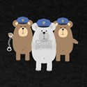 Bears Police Officer Squad T-Shirt