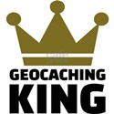 Geocaching King T-Shirt