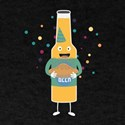 Party Beer Bottler with Cake C4zzo T-Shirt
