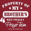 Red Friday PT Brother T-Shirt