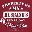 Red Friday PT Husband T-Shirt