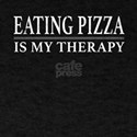 Funny Pizza Lover Shirt Eating Pizza Is My T-Shirt