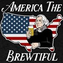 America The Brewtiful July Fourth T-Shirt
