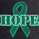 Green Hope Ribbon