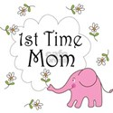 First Time Mom - Gift Ideas for Mothers T-Shirt