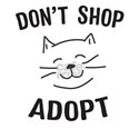 Dont shop adopt T-Shirt