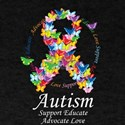 Autism Butterfly Ribbon