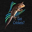 Bearded Dragon Got Crickets III