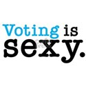Voting is Sexy T-Shirt