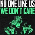 No One Likes Us We Don't Care Philly T-Shirt
