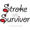 Stroke Survivor - Red