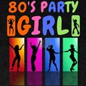 80's Party Girl T-Shirt