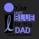 I Wear Light Blue For My Dad