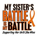 My Battle Too (Sister)