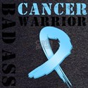 Bad Ass Prostate Cancer Warrior T-Shirts & Gifts