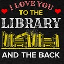 Reading Read Books Literature Love Library T-Shirt