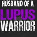 Husband of a Lupus Warriror T-Shirt