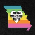 Missouri - All Are Welcome Here T-Shirt