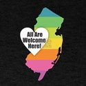 New Jersey - All Are Welcome Here T-Shirt